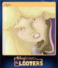Magicians & Looters Card 3