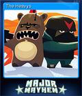 Major Mayhem Card 04