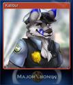 Major Minor Card 02