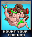 Mount Your Friends Card 02