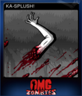 OMG Zombies Card 3