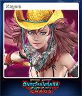 Onechanbara Z2 Chaos Card 1