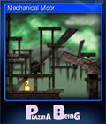 Plazma Being Card 1