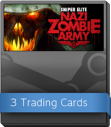 Sniper Elite Nazi Zombie Army Booster Pack