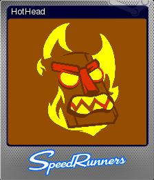SpeedRunners Foil 4