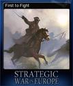 Strategic War in Europe Card 2