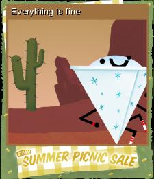 Summer Picnic Sale Foil 08
