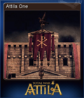 Total War ATTILA Card 1