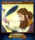 12 Labours of Hercules V Card 5
