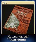 Agatha Christie - The ABC Murders Card 6