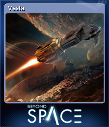 Beyond Space Card 5