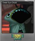 Broken Age Foil 1