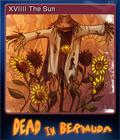 Dead In Bermuda Card 8