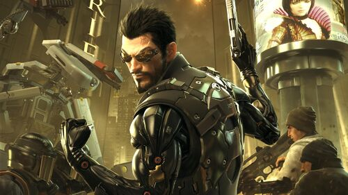 Deus Ex Human Revolution Artwork 6
