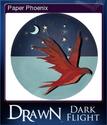Drawn Dark Flight Card 8