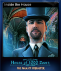 House of 1000 Doors The Palm of Zoroaster Card 4