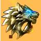 Joe Devers Lone Wolf HD Remastered Badge 5