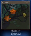 Knock-knock Card 3