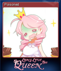 Long Live The Queen Card 02