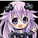 Megadimension Neptunia VII Emoticon Adult Neptune