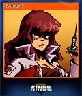 Mercenary Kings Card 6