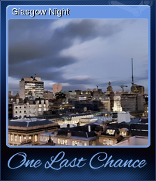 One Last Chance Card 2