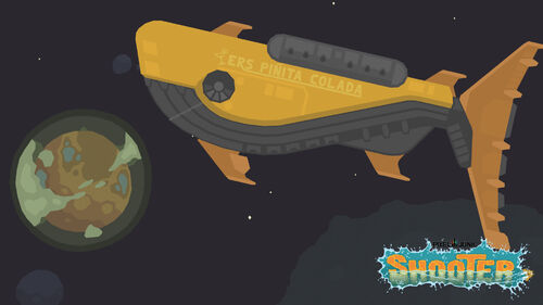 PixelJunk Shooter Artwork 3
