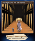 Resette's Prescription ~Book of memory, Swaying scale~ Card 01