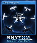Rhythm Destruction Card 4