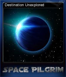 Space Pilgrim Episode IV Sol Card 5