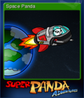 Super Panda Adventures Card 2