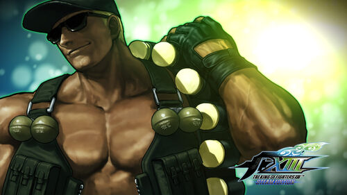 THE KING OF FIGHTERS XIII Artwork 10