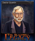 The Blackwell Legacy Card 2