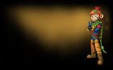 The Last Tinker City of Colors Background Koru
