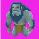Tiny Barbarian DX Badge 2