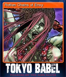 Tokyo Babel Card 2