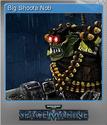 Warhammer 40,000 Space Marine Foil 13