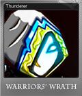 Warriors' Wrath Foil 3