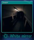 White Mirror Card 6