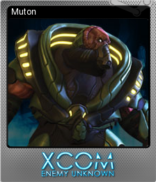 XCOM Enemy Unknown Foil 5
