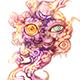 99 Spirits Badge Foil