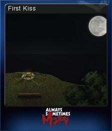 Always Sometimes Monsters Card 1