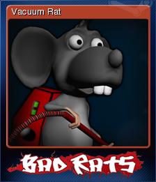 Bad Rats Card 5