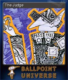 Ballpoint Universe Infinite Card 05