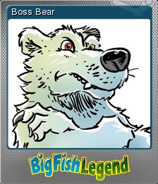 Big Fish Legend Foil 4