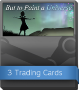 But to Paint a Universe Booster Pack