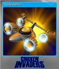 Chicken Invaders 5 Foil 4