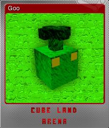 Cube Land Arena Foil 4