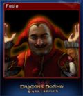 Dragon's Dogma Dark Arisen Card 4