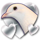 Hatoful Boyfriend Badge 4
